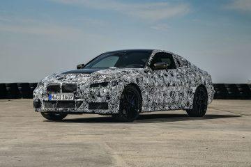 NOVO BMW Série 4 entra na última fase dos testes! 25