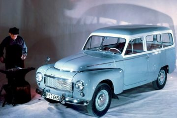 02 de Maio 1952 O início da história das carrinhas Volvo 65