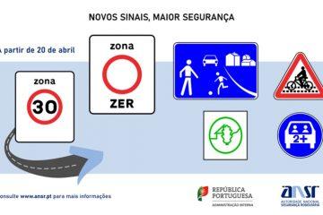 Novos sinais, Maior Segurança 13