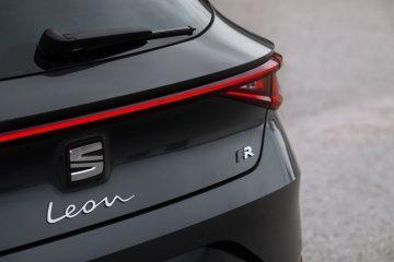 Novo SEAT Leon: a evolução através da sofisticação da luz 25