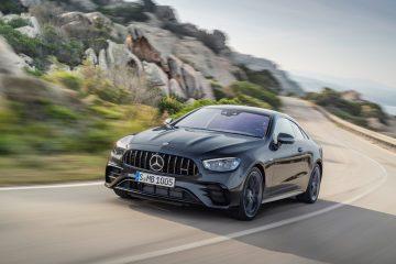 Novos Mercedes-AMG E 53 4MATIC+ Coupé e Cabriolet 19