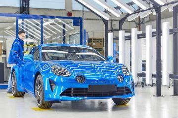 Renault pode fechar quatro fábricas em França, Alpine A110 em risco! 16