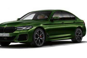 BMW Série 5 recebe um facelift! 19