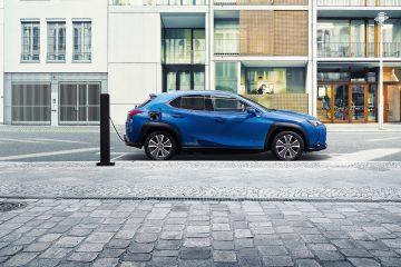 Lexus estabelece parceria com Europcar 20
