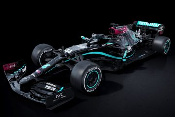 Mercedes-AMG Petronas Motorsport volta às corridas com um propósito renovado 14