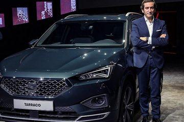 Alejandro Mesonero-Romanos da SEAT é a última aquisição da Renault! 15