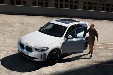 BMW iX3: elétrico sem estereótipos! 18