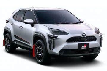 TRD oferece componentes dignos de Ralis ao Toyota Yaris Cross! 28