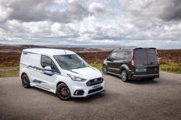 Ford Transit Custom e Transit Connect recebem versão M-Sport inspirada nos Ralis! 46