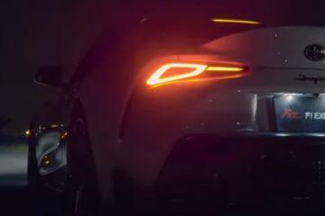 Toyota Supra recebe um barulhento sistema de escape Fi... (Vídeo) 43
