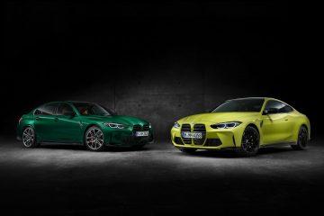 BMW M3 e M4 revelados online! 25
