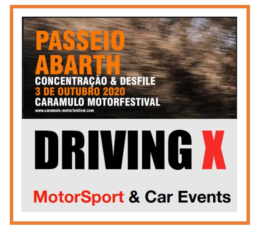 Abarth Clube Lusitano oferece cursos Driving X no Caramulo Motorfestival! 14