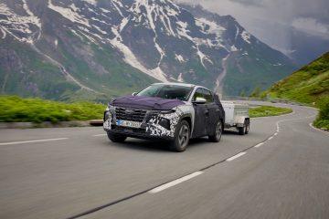 O Novo Hyundai Tucson completa os testes intensivos de garantia de qualidade 41