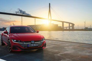 Novo Volkswagen Arteon: estreia da nova carroçaria Shooting Brake - versões eHybrid e R 31