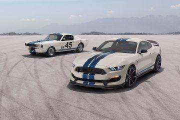 Ford: Adeus Shelby GT 350 e GT350R! 38