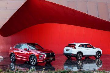 Mitsubishi Eclipse Cross recebe facelift e motorização PHEV! 41