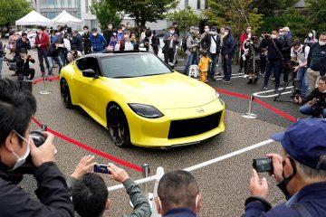 Nissan Z surge num encontro de entusiastas em Tóquio! 20