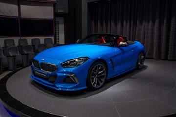 Azul Misano e AC Schnitzer apoderam-se do BMW Z4! 22