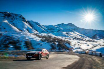 Avançado sistema i-Activ AWD permitiu ao Mazda CX-30 explorar as maravilhas do Cazaquistão 38