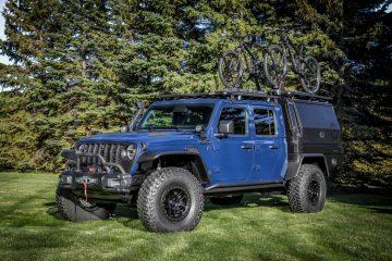 Mopar® apresenta o Jeep® Gladiator Top Dog Concept na SEMA360 37