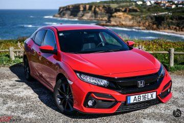 Honda Civic 1.0 VTEC Elegance: Satisfação de mãos dadas com a razão! 23