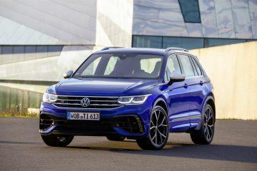 Novo Volkswagen Tiguan R promete intimidar muitos desportivos! 28