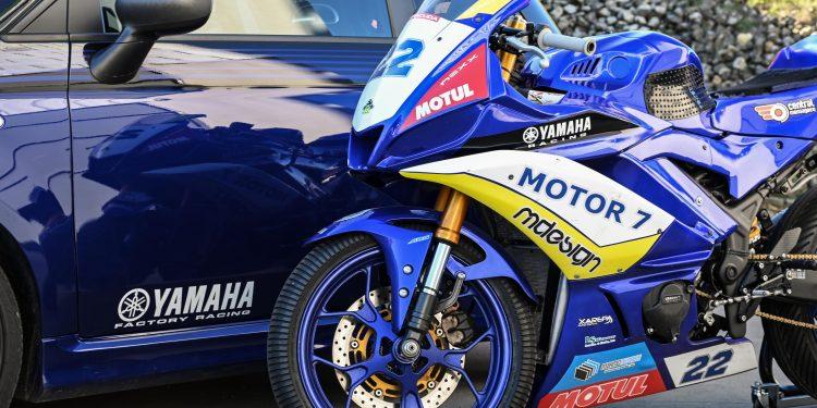 Ensaiámos o Abarth 595 Yamaha com a ajuda da Madalena Simões piloto da Yamaha Motor 7! 58