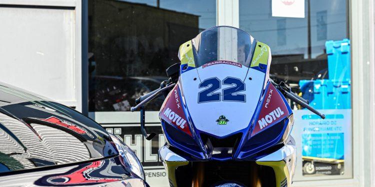 Ensaiámos o Abarth 595 Yamaha com a ajuda da Madalena Simões piloto da Yamaha Motor 7! 59