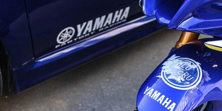 Ensaiámos o Abarth 595 Yamaha com a ajuda da Madalena Simões piloto da Yamaha Motor 7! 52