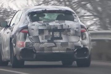 Ferrari Purosangue filmado ainda com camuflagem! 15