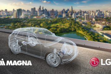 LG e Magna firmam joint venture para expandir o mercado elétrico 16