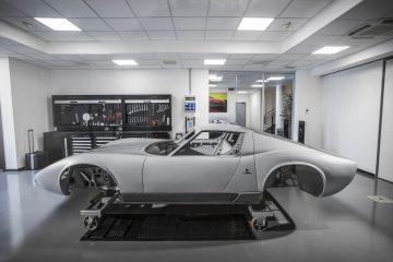 Perfeição imperfeita é o lema da divisão de restauros da Lamborghini! 28