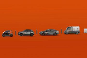 MØBILIZE, a nova marca dedicada aos serviços de mobilidade e de energia 43