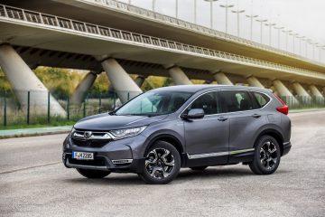 Honda CR-V e Honda Civic no Top 4 dos modelos mais vendidos no mundo 19