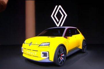 """A """"Nouvelle Vague"""" da Renault 44"""