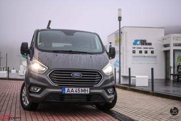 Ford Tourneo Custom PHEV: VIP e Ecológico! 128