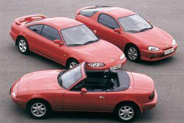 Modelos Mazda elevados ao estatuto de clássicos 33