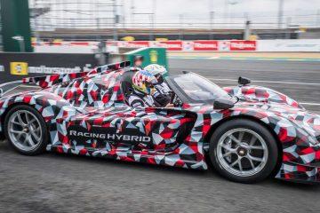 Toyota vai revelar o novo automóvel para Le Mans já no dia 15! 26