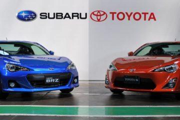Subaru e Toyota juntas no desenvolvimento de um novo desportivo? 24