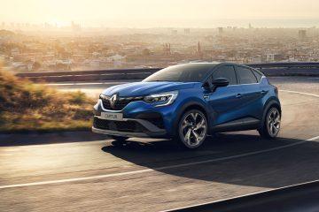 Renault CAPTUR R.S. LINE com preços a partir de 24.980€ 40