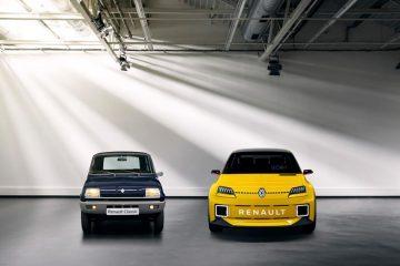 "Renault 5 Prototype, o mítico ""piscar de olhos"" das óticas 41"