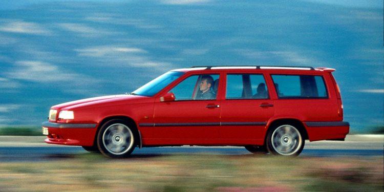 O Volvo 850 celebra este ano o seu 30º aniversário 17