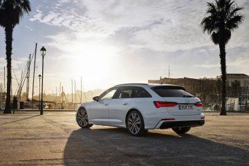 Bateria mais potente, maior autonomia: atualização para os híbridos plug-in Audi A6 e A7 32