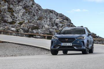 CUPRA Formentor alcança classificação de 5 estrelas nos testes de segurança Euro NCAP 39