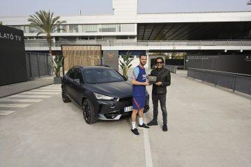 CUPRA entrega os seus modelos personalizados aos jogadores do FC Barcelona 34