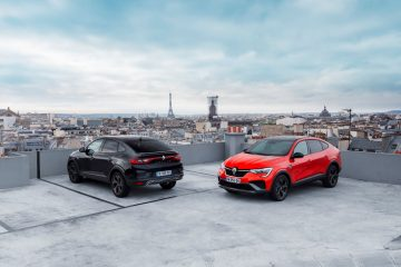 Renault anuncia preços do inovador ARKANA 21