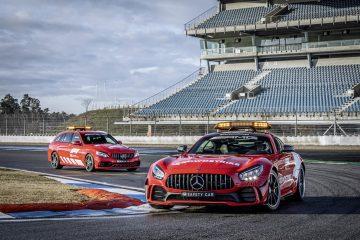 Mercedes AMG garantem a segurança e a assistência médica na Formula 1! 14
