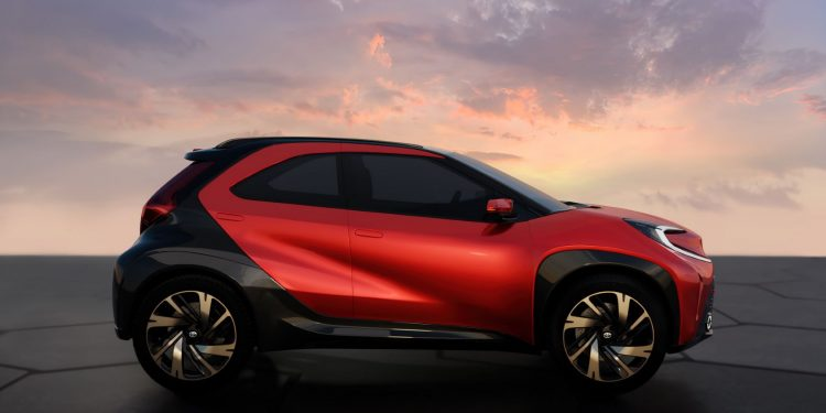 Toyota confirma Aygo X para o segmento A 21