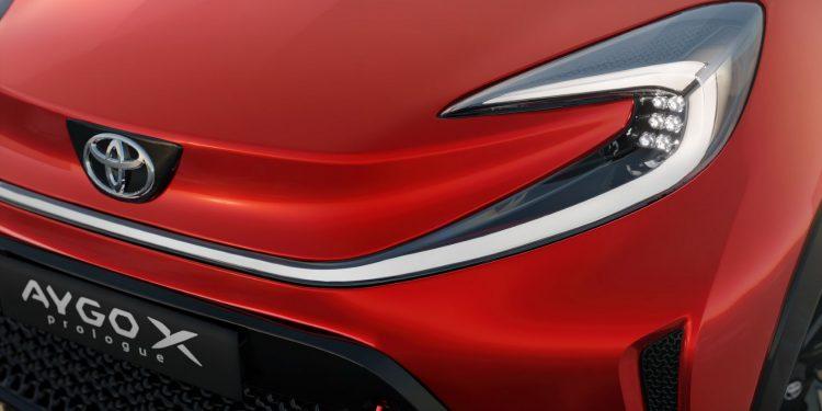 Toyota confirma Aygo X para o segmento A 19