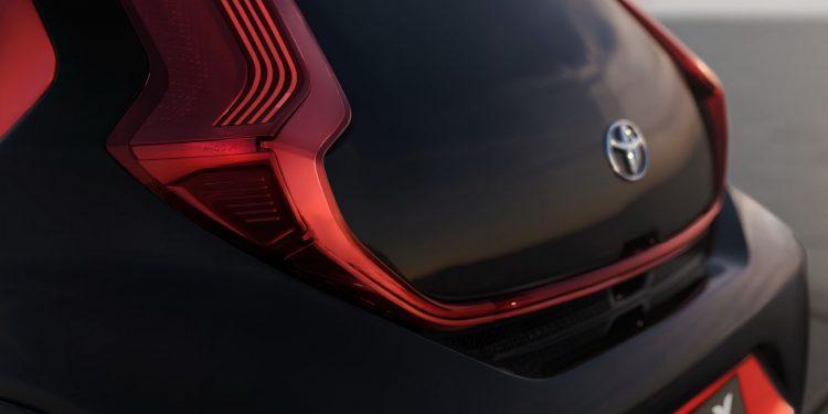 Toyota confirma Aygo X para o segmento A 17